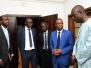 Visite du Ministre à la DGPPE