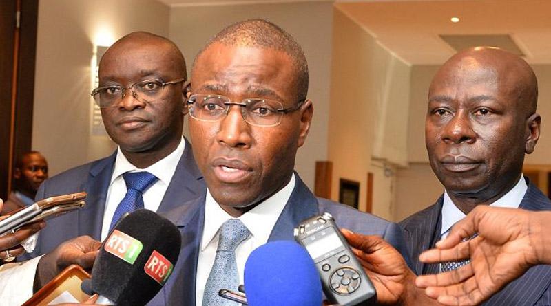 Amadou Hott rencontre le secteur privé